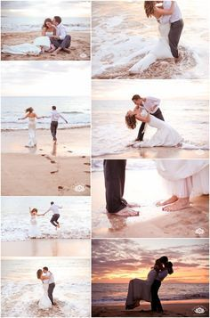 From New York to Maui! Simple, sweet, fun and full of love. From New York to Maui! Simple, sweet, fun and full of love. Wedding Picture Poses, Beach Wedding Photos, Beach Engagement Photos, Beach Wedding Photography, Pre Wedding Photoshoot, Beach Photos, Wedding Pictures, Wedding Beach, Wedding Ideas