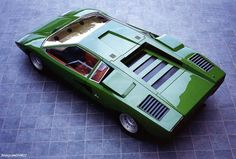 1973 Lamborghini Countach LP400 - LGMSports.com