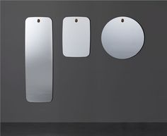 LES BROTHERS, mirror for MINIFORM (Meolo VE) by Paolo Cappello | MAGAZEN NOVO