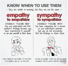Empathy vs. Sympathy | The o'jays