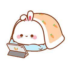 Days when i am staying up Cute Anime Cat, Cute Bunny Cartoon, Cute Kawaii Animals, Cute Cartoon Pictures, Cute Love Pictures, Cute Love Cartoons, Cute Cat Gif, Cute Bear Drawings, Cute Little Drawings