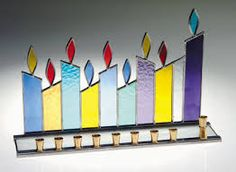 Image result for hanukkah stained glass patterns
