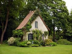 30 Beautiful And Magical Fairy Tale Cottage Designs | DesignMaz... for guest house