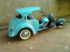 beatle bug bike