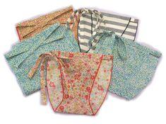 パンドルショーツ(女性ふんどし)/ふんどし・褌の仕立て屋・手作り販売・通販
