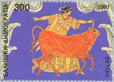 europa greek mythology - Google Search