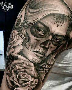 Tattoo feita pelo Junior Para consultas e agendamentos: Av. Dr. Cardoso de Melo, 320 - Vila Olímpia - 3044-1504