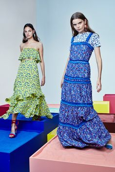Tanya Taylor Spring 2017 Ready-to-Wear Fashion Show