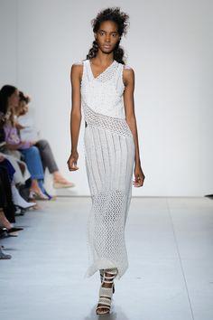 Jonathan Simkhai Spring 2018 Ready-to-Wear Fashion Show - Tami Williams