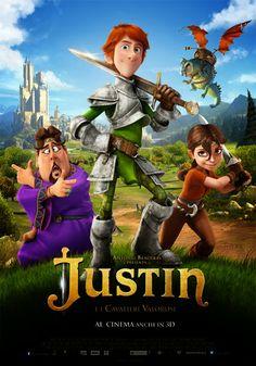 2013, poster art: Justin y la espada del valor (2013 - Spagna)