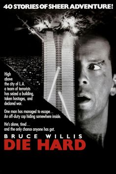 """Die Hard: Another in a long line of """"How did I manage to miss this one when it was in the theaters?""""    One thing I like about this one is how the bad guys are as evil as they are fun to watch."""