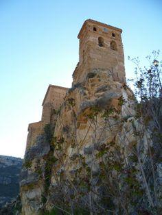 Os invitamos a pasear por el  Castillo de Nuévalos.  #historia #turismo  http://www.rutasconhistoria.es/loc/castillo-de-nuevalos