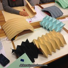 Origami for Everyone – From Beginner to Advanced – DIY Fan