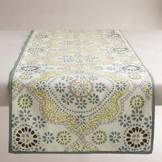 Mosaic Tile Table Runner