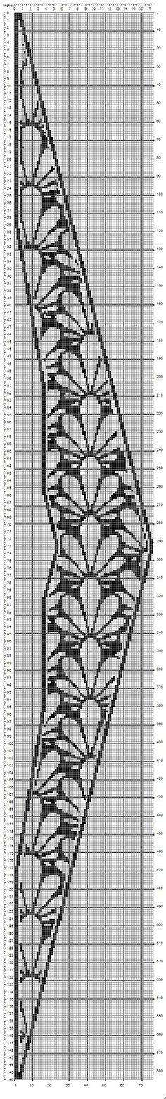 Dreambird KAL pattern by Nadita Swings | Pinterest