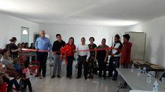 Ponen en operación comedor en Telebachillerato de Puerto Palomas