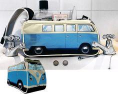 VW Bulli Waschtasche
