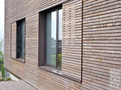 Wood Siding: 47 Ideas for Commercial and Residential Exteriors