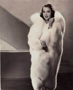 - ethel merman - god she was SO fabulous when she was young
