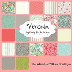 Verona  by Emily Taylor Design for Riley by thewhimsicalwillow, $5.50