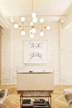 L'atelier Showroom de Naveya  Sloane