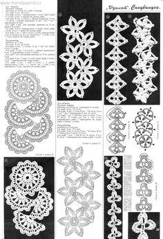 .Häkelmuster - free crochet pattern.