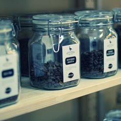 AMS Design Blog: Branding : Coffee Duck by Gaslight