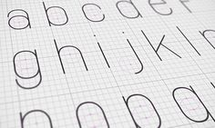 Create your own fonts, online - and completely free!