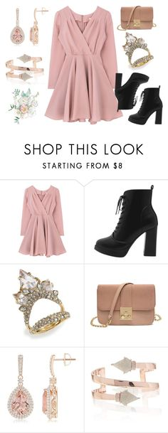 """""""#1456"""" by liccysilva ❤ liked on Polyvore featuring Alexis Bittar"""
