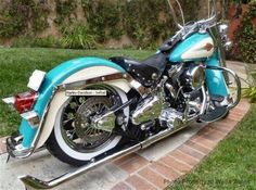 Harley Davidson Motorcycles Heritage Softail | Photo of 1992 Harley-Davidson Softail Heritage Motorcycle