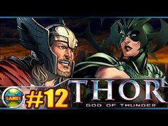 Thor God of Thunder DS parte #12 Hel