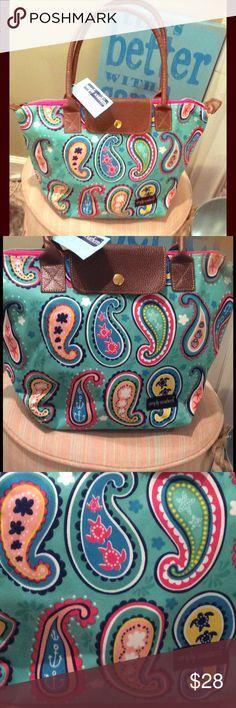 NWT Simply Southern purse ⚓️ New with tags and so cute!! Simply Southern Bags Totes