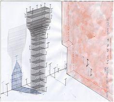 Beniamino Servino. The pink wall. [With Giancarlo Noviello].