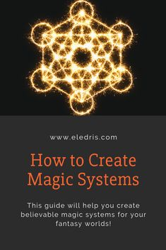 Creating Magic Systems Magic is often a crucial part of fantasy worlds, but some worldbuilders' magic is sloppy and doesn't really work. Let's talk about creating magic systems. Writing Promps, Book Writing Tips, Writing Characters, Fiction Writing, Writing Resources, Writing Help, Writing Boards, Writing Quotes, Fantasy Characters