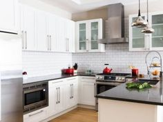 Link to lots of kitchen inspiration