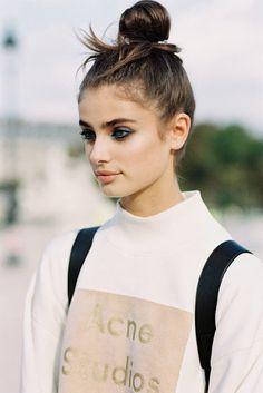 Vanessa Jackman: Paris Fashion Week SS 2015....Taylor