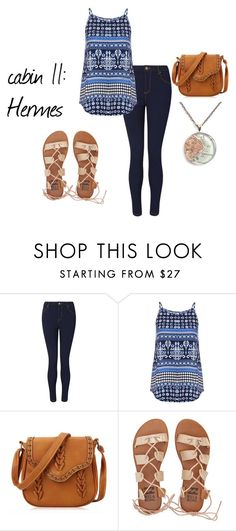 cabin 11 by ava-r-johnson on Polyvore featuring Dorothy Perkins, Miss Selfridge, Billabong and Chart Metal Works