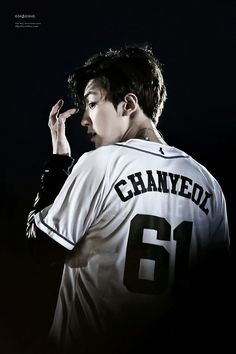 EXO | Chanyeol                                                                                                                                                                              I want his shirt...and him