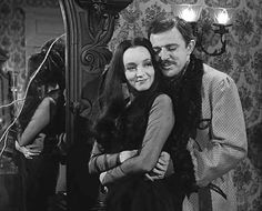 Addams Family. If only everyone were as in love as Gomez and Morticia.