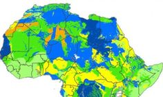 Researchers from University College London have for the first time mapped the aquifers, or groundwater, across the continent and the amount they hold.