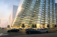 World of Architecture: Empire Tower, Abu Dhabi by Aedas Architecture
