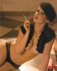 gabriela spanic bikini   Gaby Spanic: Se desnuda?