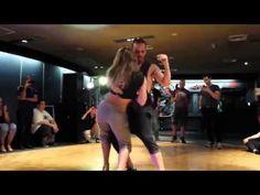 Korke y Judith   Choreography Bachata España - YouTube