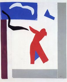 Henri Matisse The Dance 1938