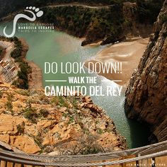The long awaited Caminito del Rey will open this weekend. Book your walk on one the world's must visit destinations for 2015 with Marbella Escapes!  http://marbellaescapes.com/tours/caminito-del-rey/  #caminitodelrey #marbellaescapes