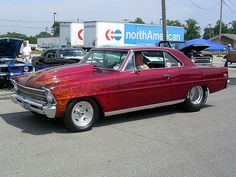 1967 Chevy Nova Maintenance/restoration of old/vintage vehicles: the material for new cogs/casters/gears/pads could be cast polyamide which I (Cast polyamide) can produce. My contact: tatjana.alic@windowslive.com