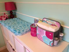Oh snap bin and the double duty caddy. #organized #thirtyone