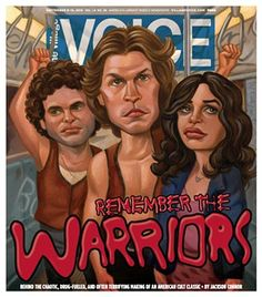 Remember the Warriors: Behind the Chaotic, Drug-Fueled, and Often Terrifying Making of a Cult Classic