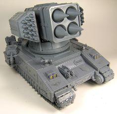 Apocalypse 40K - The 40K Daily Buzz: Machinator's Super Heavy MSLR