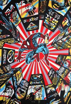 I Spray My City by Speedy Graphito
